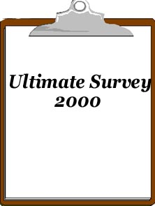 Carol's Ultimate Survey